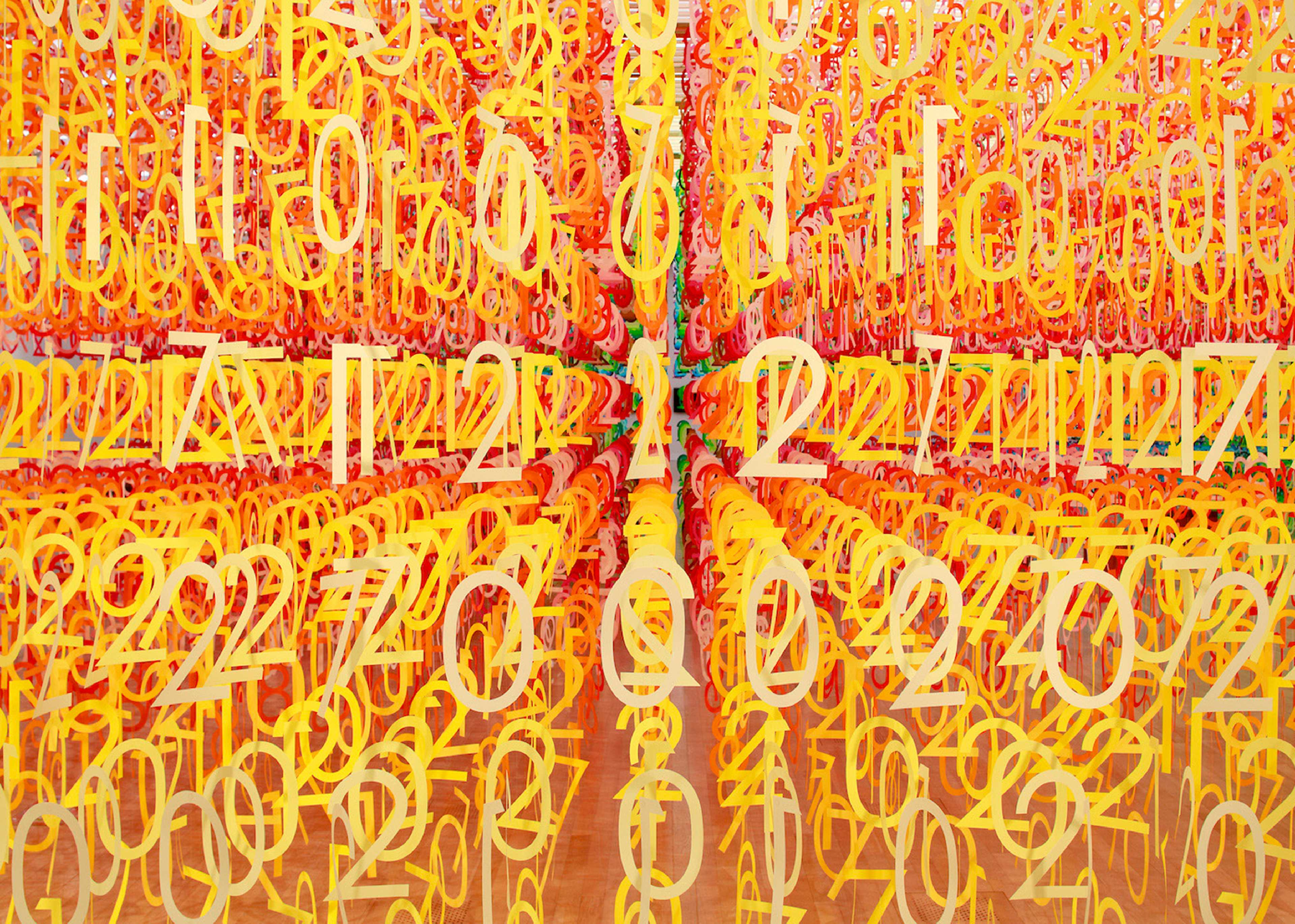 forest-of-numbers-installation